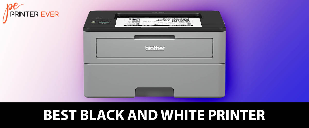 Best Black and White Printer Comparison of 2020