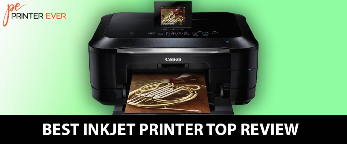 Best Inkjet Printer Top Review