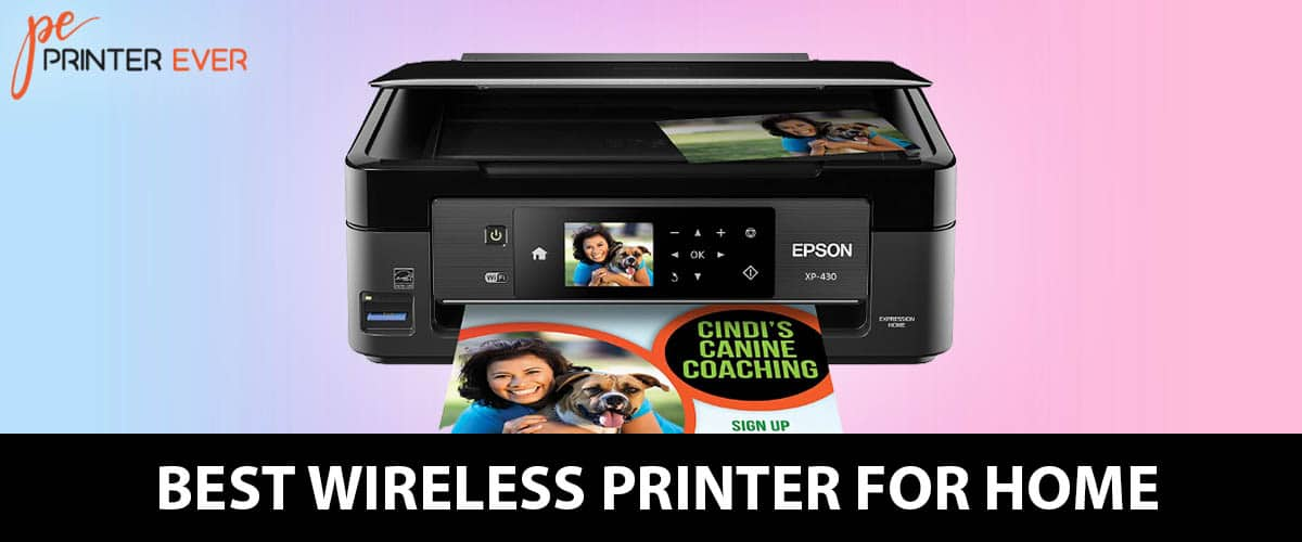 Best Wireless Printer for Home of 2021