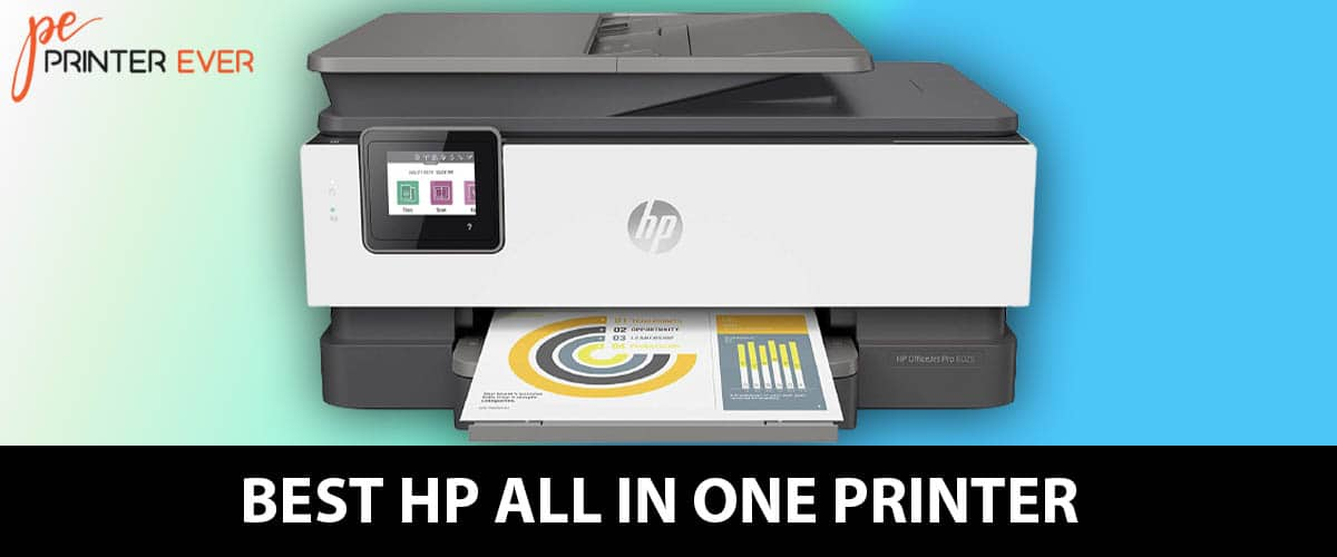 Best Hp All in One Printer in [ Apr 2021 ]