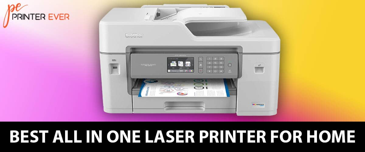 Best All In One Laser Printer For Home Use Easier And Faster [ Apr 2021 ]