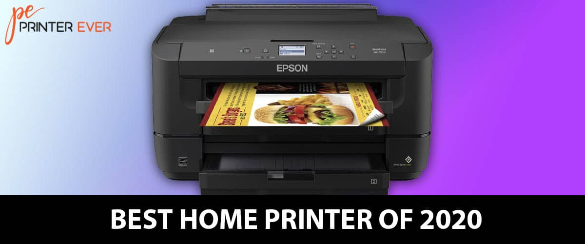 Best Home Printer Of [ Apr 2021 ]