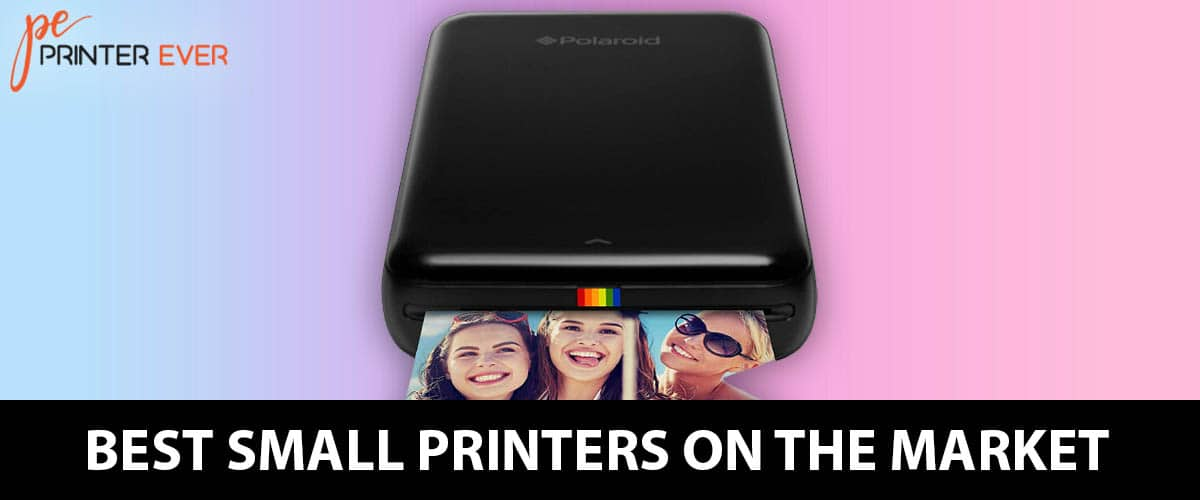 Best Small Printers on The Market