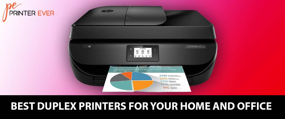 Best Duplex Printers For Your Home And Office – In 2021