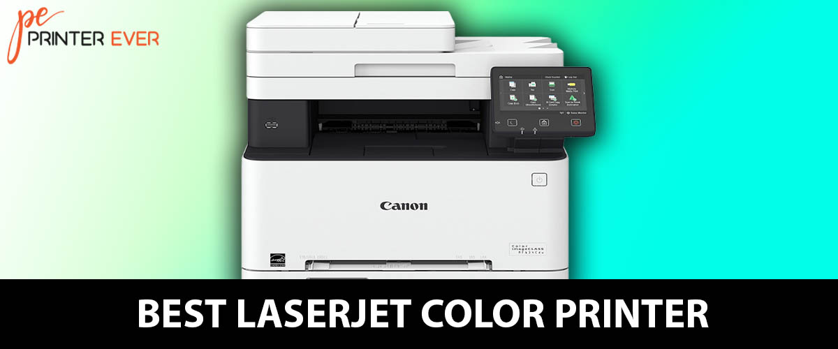 Best Laserjet Color Printer Top 5 Printer Reviews in 2021