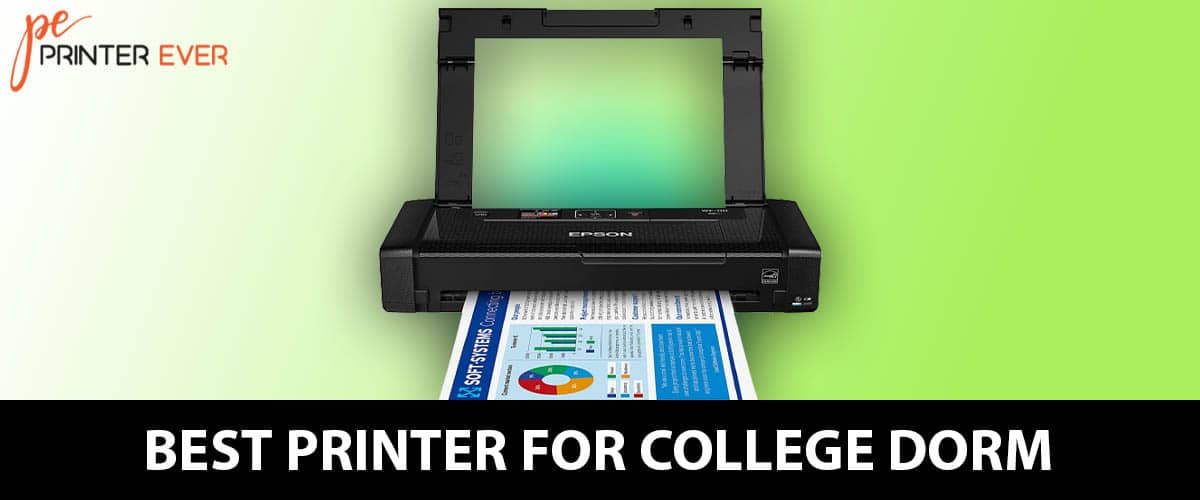 Best Printer For College Dorm Of Buying Guide: In 2021