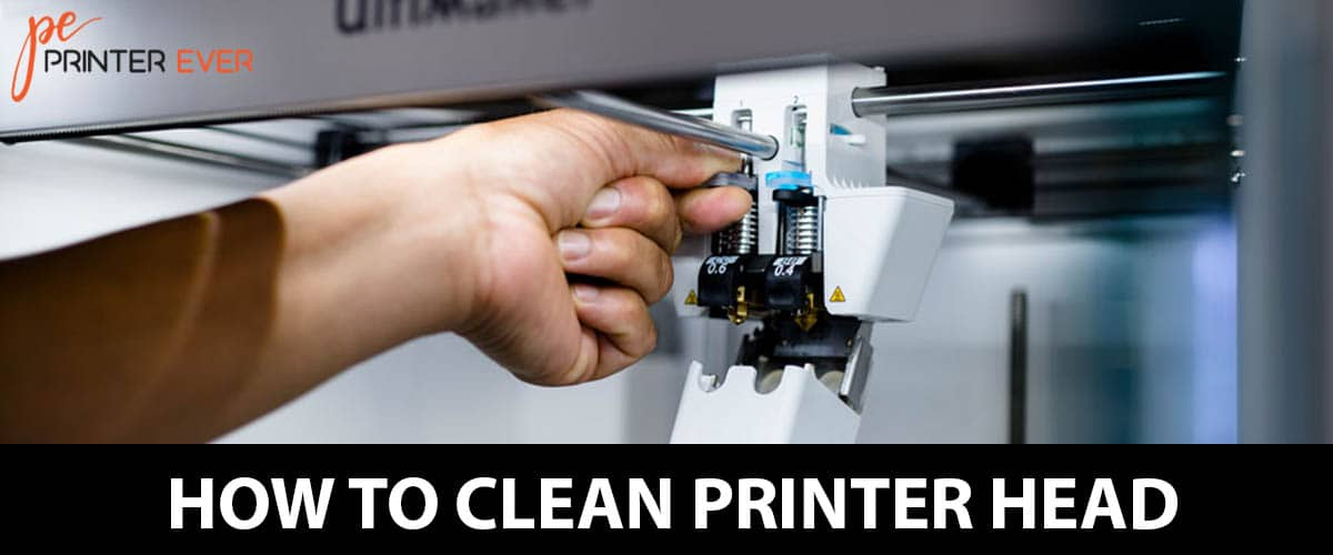 A Perfect Guide to Know How to Clean Printer Head?