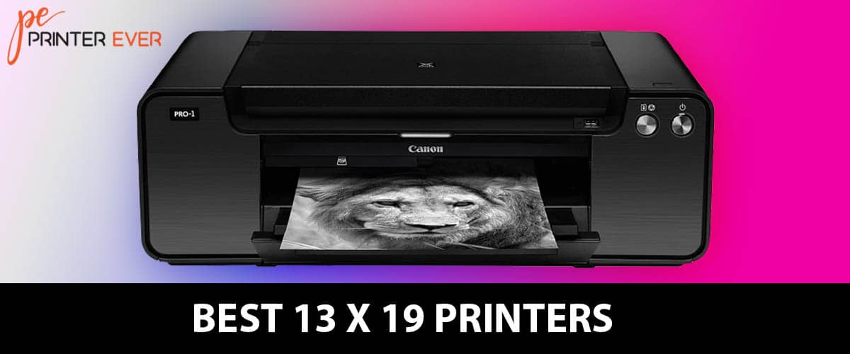 Best 13 X 19 Printers Top 5 Printer Buying Guide In 2021.
