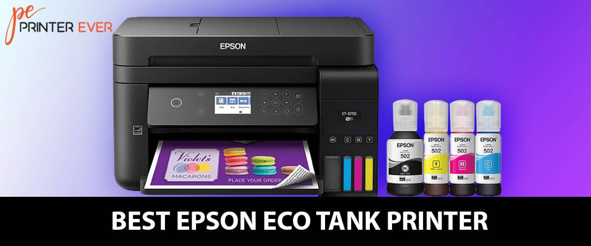 Best Epson Eco Tank Printer