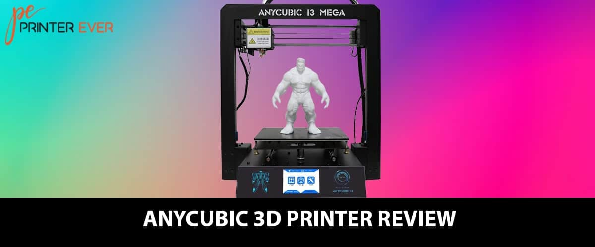 Anycubic 3d Printer Review | User-friendly Competitive And Elegant Printer in 2021