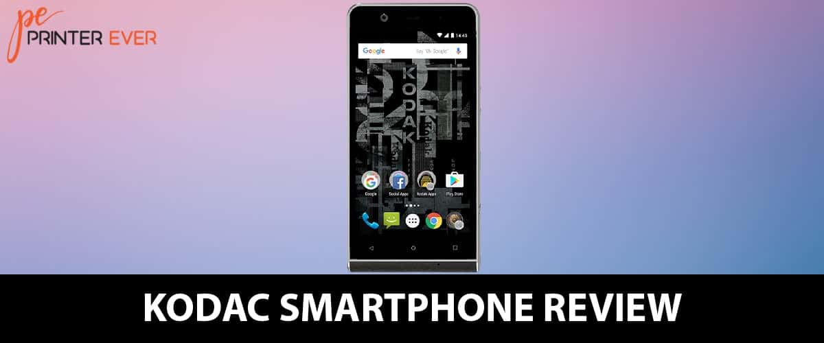 Kodac Smartphone – An Affordable Yet Smashing Smartphone