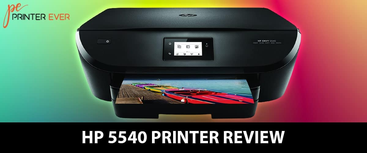 Hp 5540 Printer Review –  Best Budget Printer in 2021