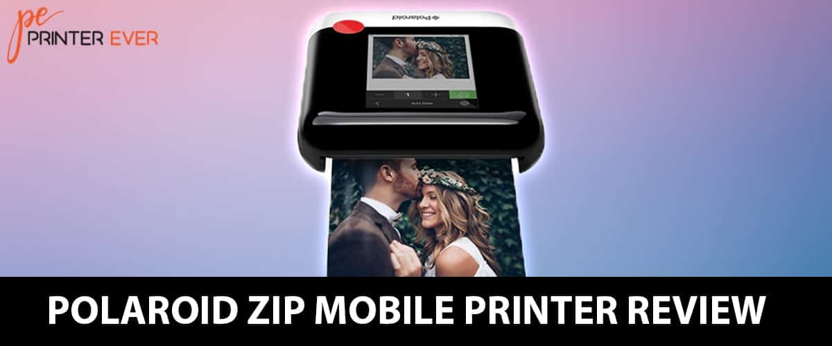 Polaroid Zip Mobile Printer Review – Best Mini printer in 2021