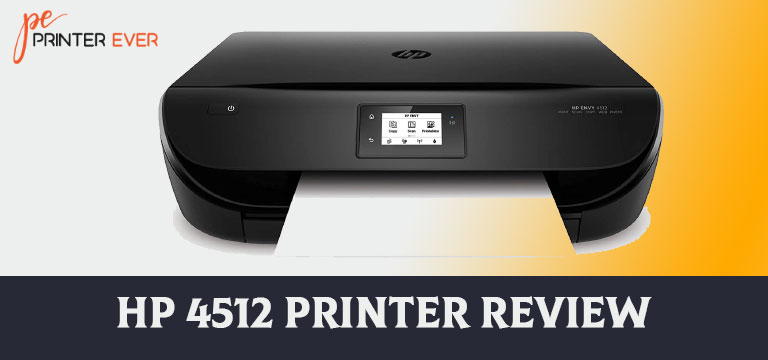 Hp 4512 Printer Review