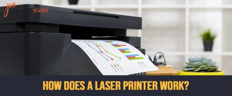 How Does A Laser Printer Work