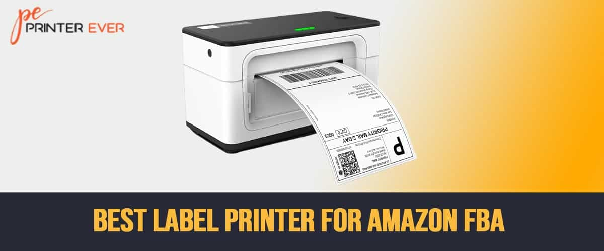 Best Label Printer for Amazon Fba
