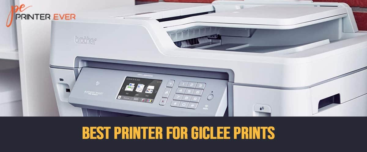 Best Printer for Giclee Prints- Top 10 Best Printer On Amazon [Apr 2021]