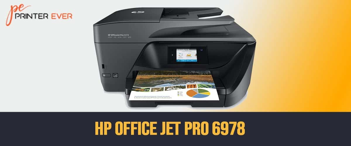 HP office jet pro 6978 Review